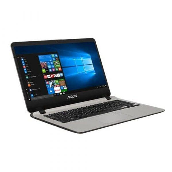 Asus VivoBook A407MA-BV001T Notebook - Star Grey - Intel N4000 - Fingerprint - 4GB - 1TB - 14
