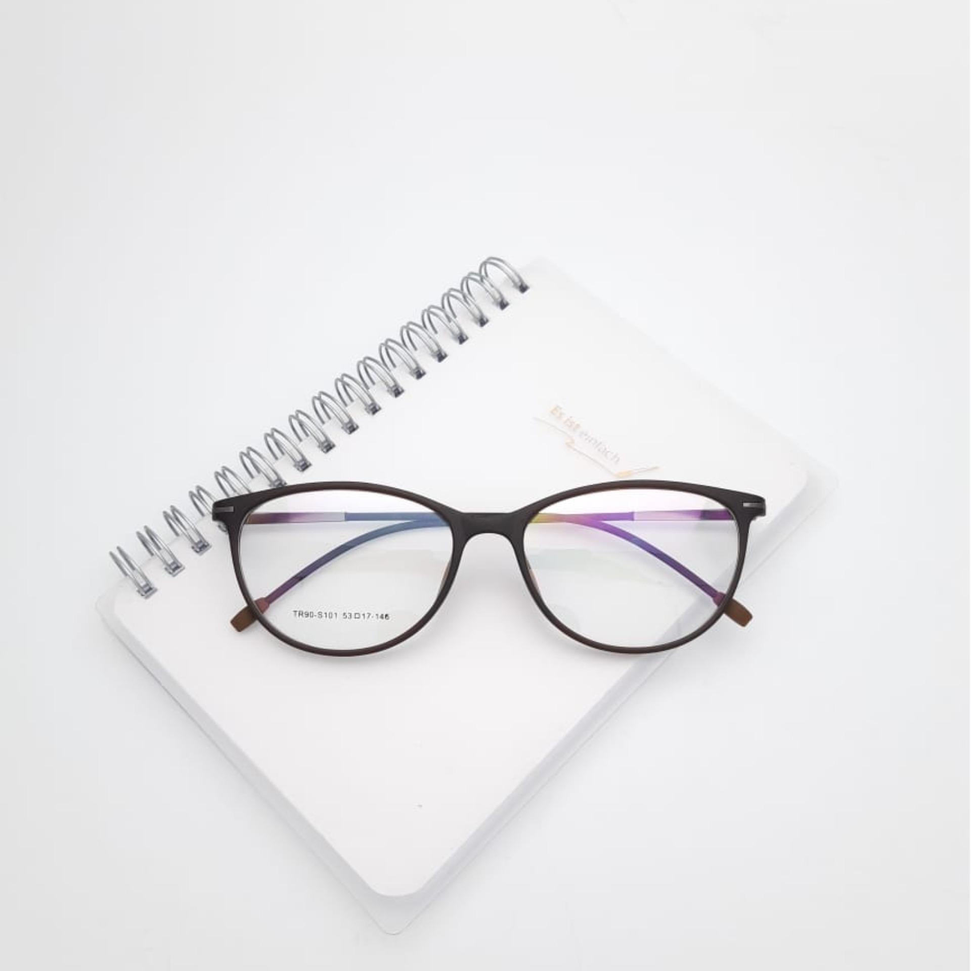 Clear Lens Eyewear - intl. Source · FRAME KACAMATA WANITA IMPORT EYEGLSSES .
