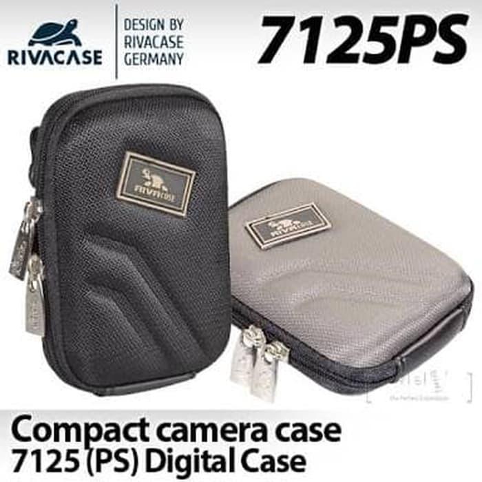 compact camera case  tas portable kamera saku digital pocket for sony nikon canon fujifilm samsung  olympus 7125