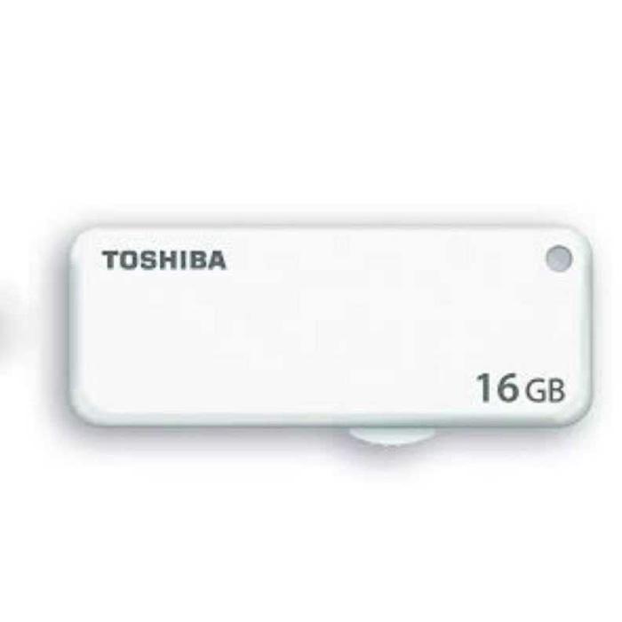 Flashdisk 16GB Toshiba Yamabiko U203 Flasdisk Flash Disk 16 Original