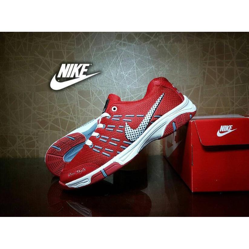 mahkota.kwl Sepatu nike Pria dan Wanita Sport Olahraga Own Style