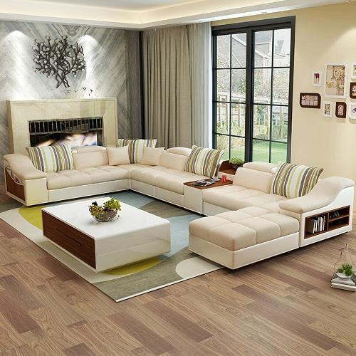Sofa Minimalis Enticing Modern
