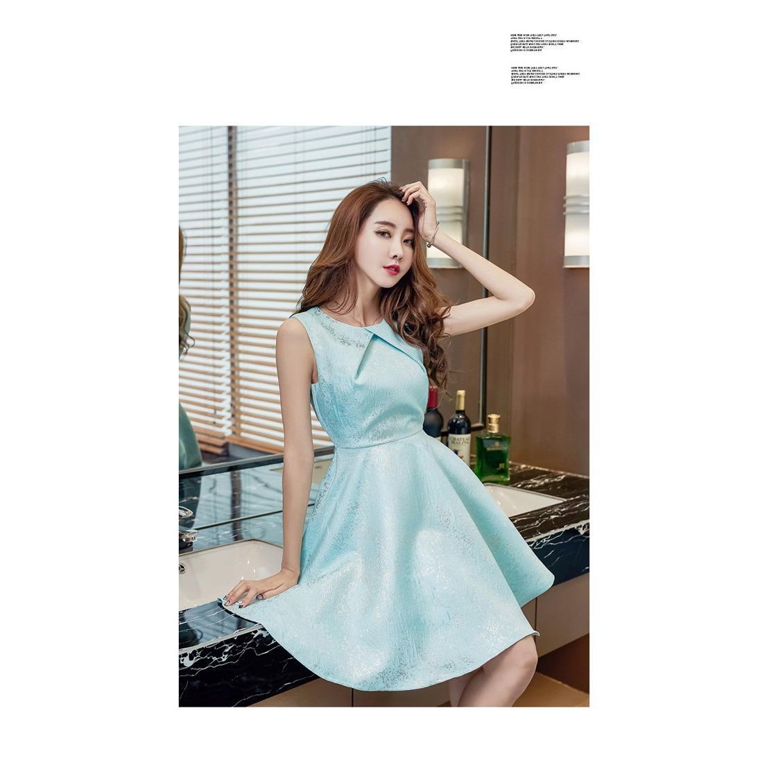 Dress Korea Import High Quality