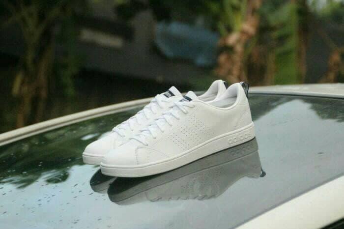Sepatu Adidas Neo Advantage Navy Original BNWB Indonesia - GiInSA