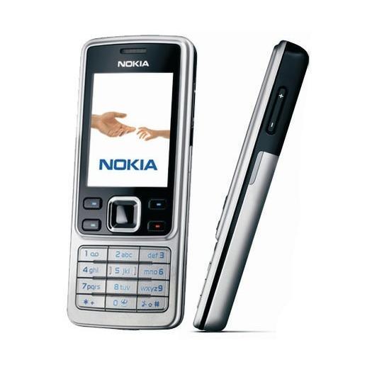 Handphone NOKIA 6300 Classic - Gold Editon Rekondisi Hape Jadul Murah