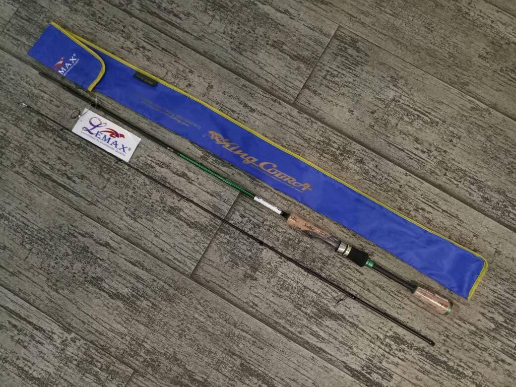 Joran Lemax King Cobra 50L2 510lb ( Stock Terbatas)