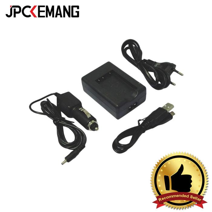DU-CAN-15 (CG110) Charger for Canon Battery BP 110 jpckemang