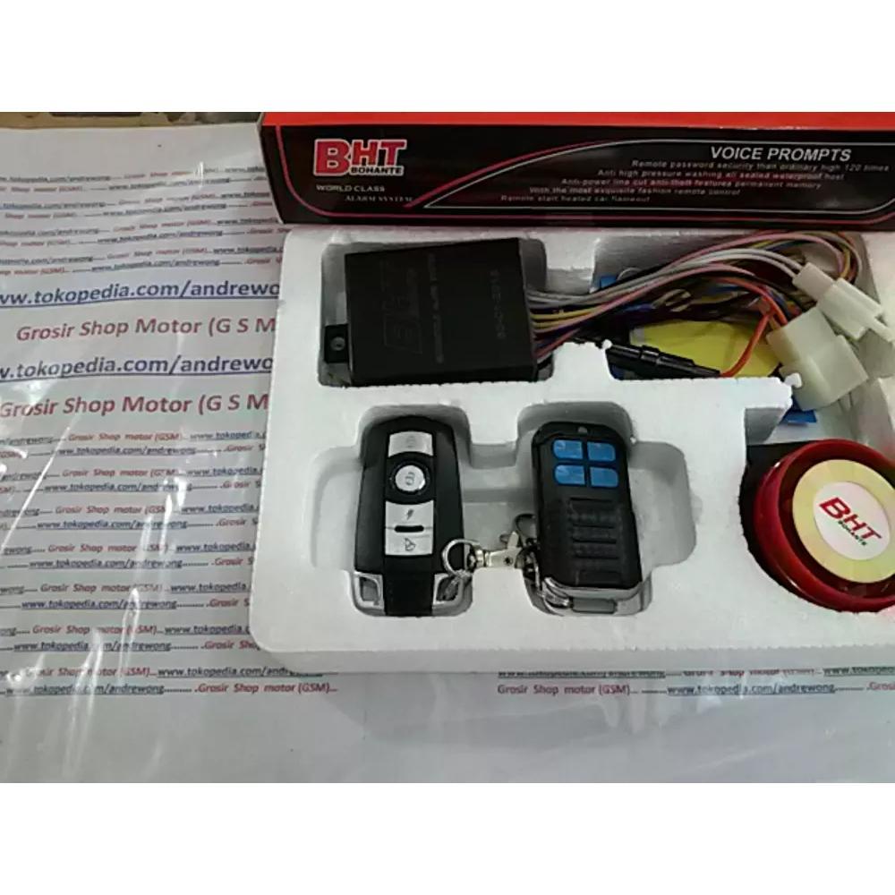 Info Harga Alarm Bht Injeksi Agustus 2018 Paling Joss Remot Motor Remote
