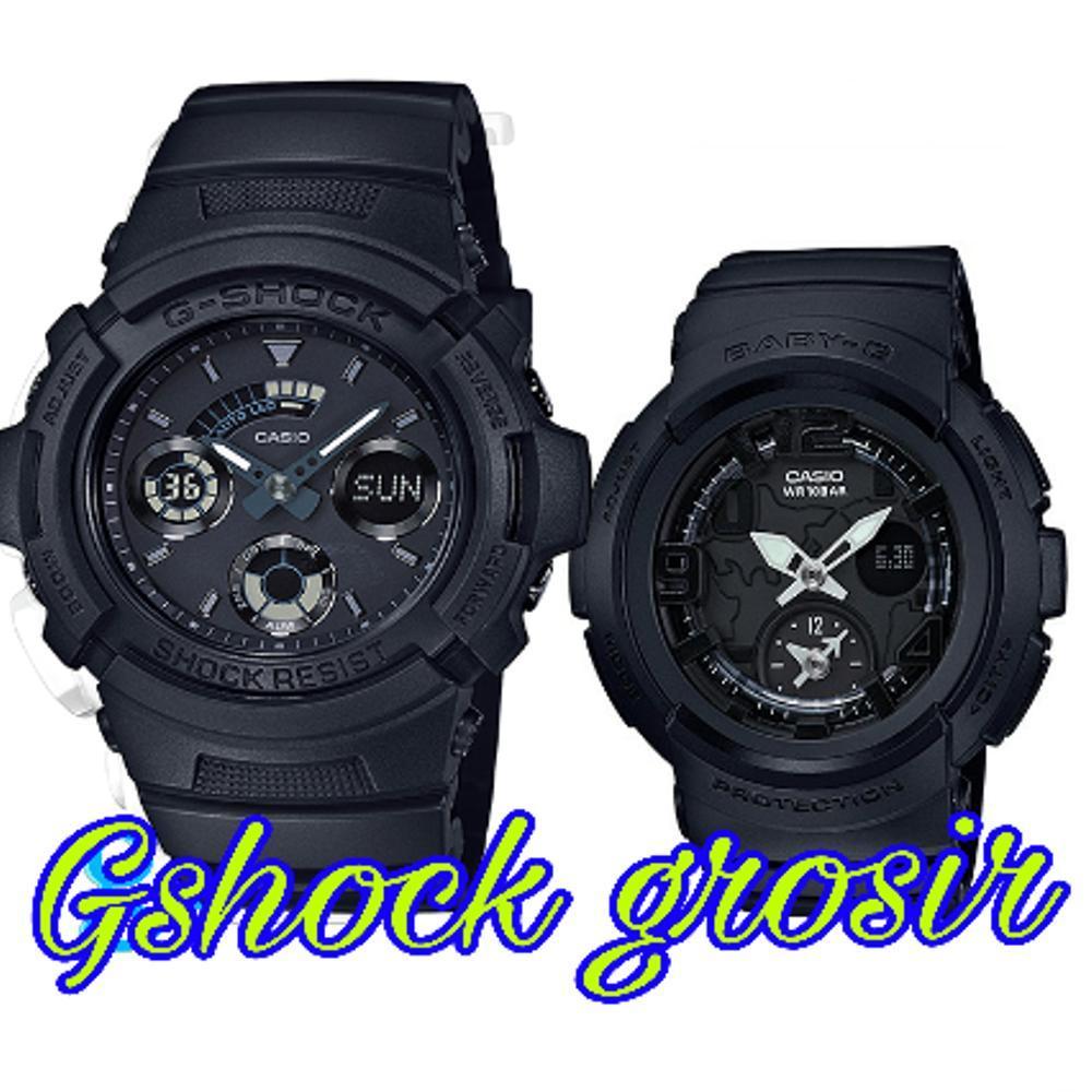 Gshock original Aw-591Bb-1couple MMBKL