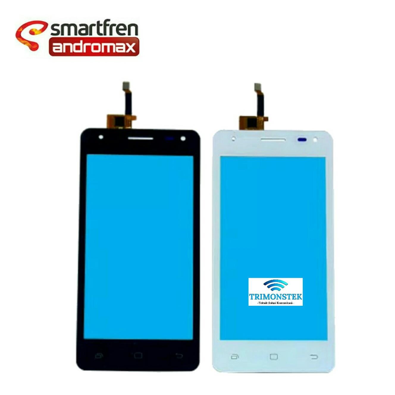 Touchscreen Layar Sentuh Smartfreen Andromax E2+ Plus B16C2G Original