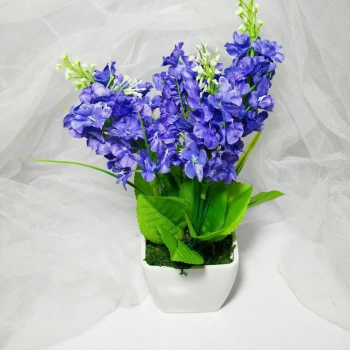 Bunga Lavender Plastik Artificial Import Murah - Cek Harga Terkini ... 1d99246c4d