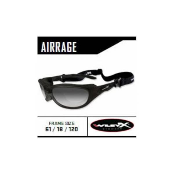 Kacamata Safety Rider Minus Wiley Airrage