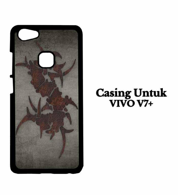 Casing VIVO V7 PLUS sepultura dark Hardcase Custom Case Se7enstores