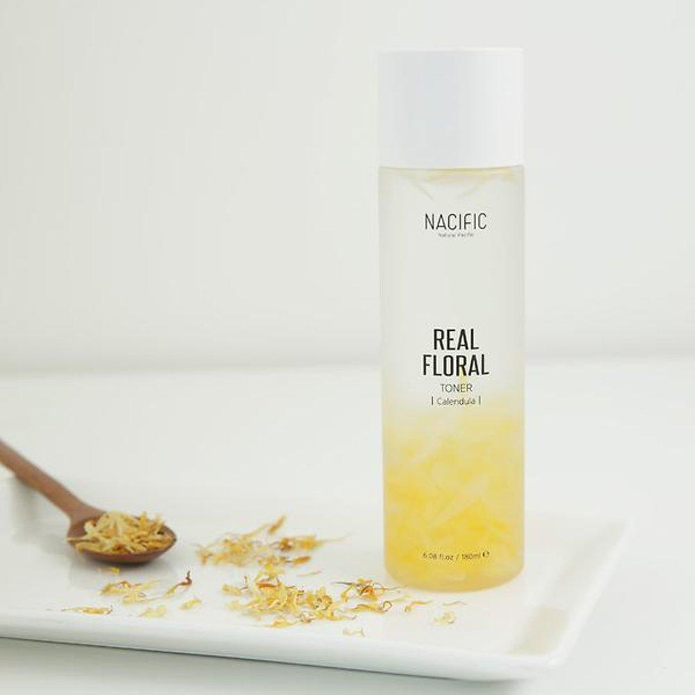Buy Sell Cheapest Nacific Best Quality Product Deals Indonesian Natural Pacific Fresh Herb Origin Serum 50ml Renewal Real Calendula Floral Toner Share 30ml