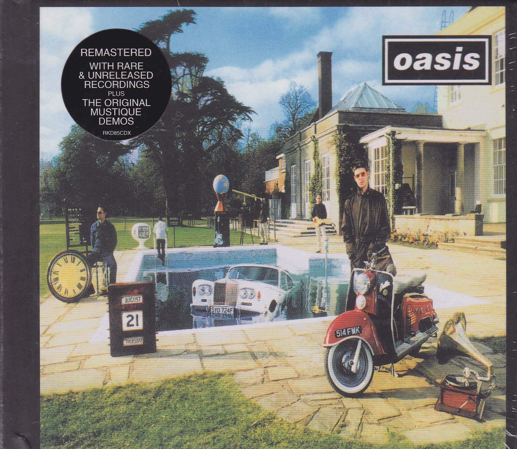 Oasis - Be Here Now (Remastered) Original CD