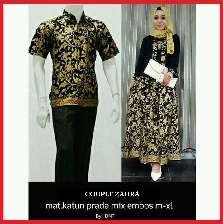 Batik Couple / Couple Batik / Batik Sarimbit Savana
