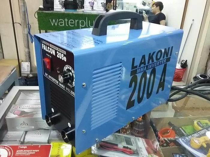 Promo MESIN LAS LAKONI 200 A / FALCON 205E MESIN LAS INVERTER Original