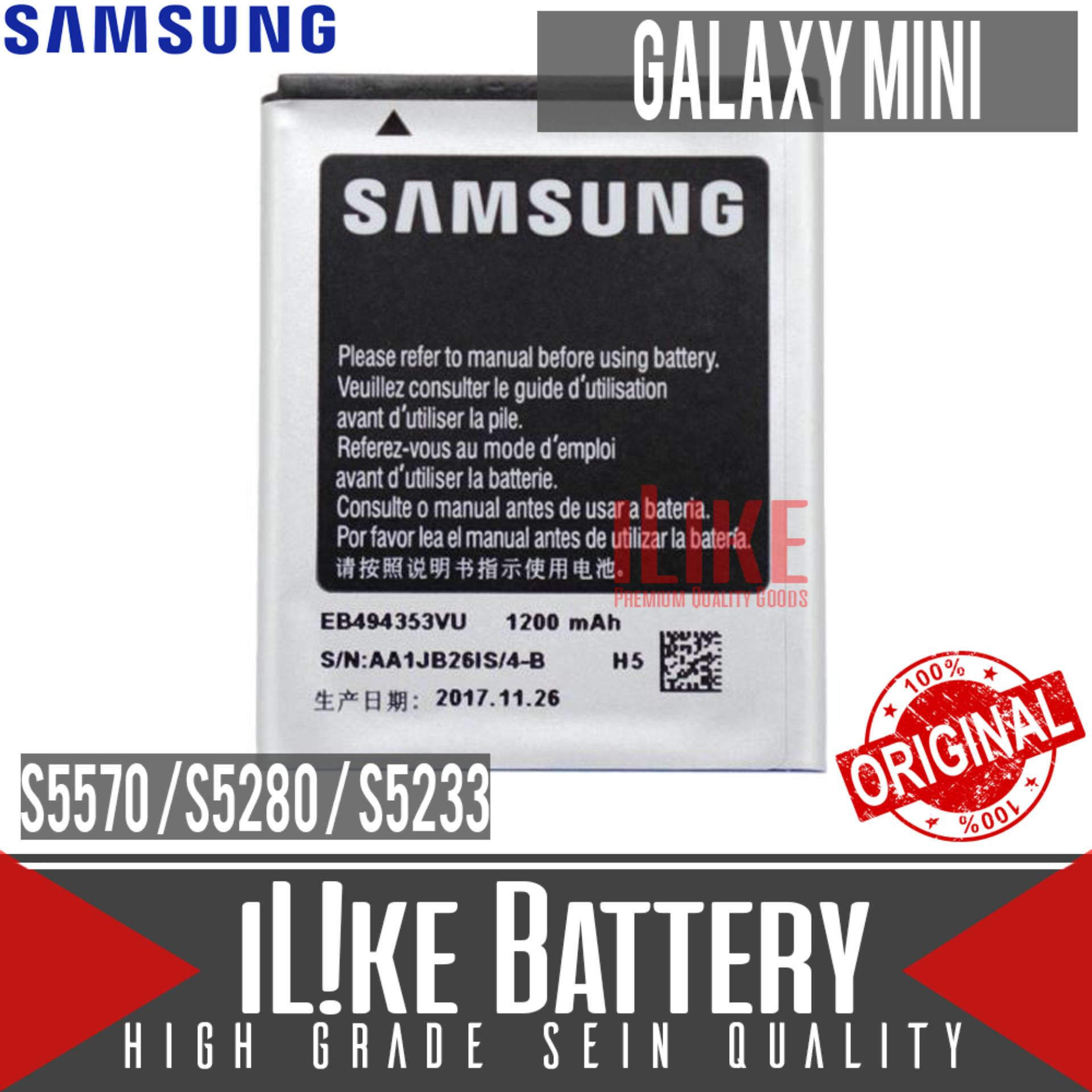Buy Sell Cheapest Battery Premium Quality Best Product Hippo Baterai Iphone 6 1810 Mah Original Cell Ilike Samsung Galaxy Mini S5570 Star S5280 Young Neo S5233 High