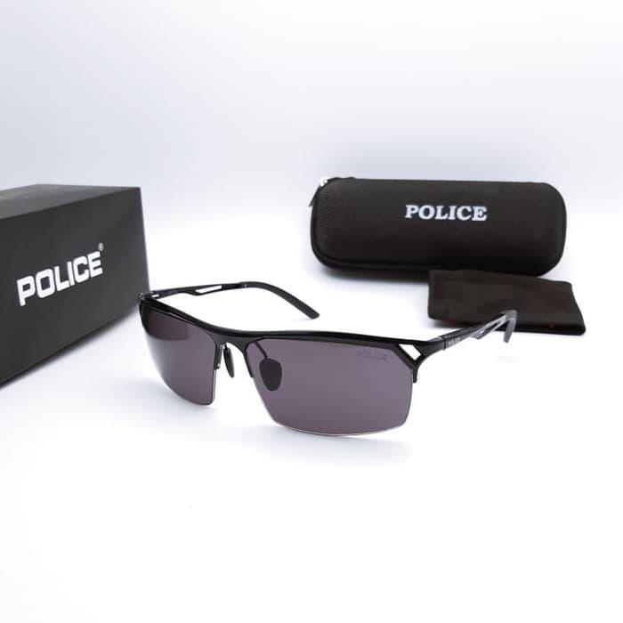 Kacamata   Sunglass Pria Police R7720 Fullset + Cairan Pembersih 88e84be4cd