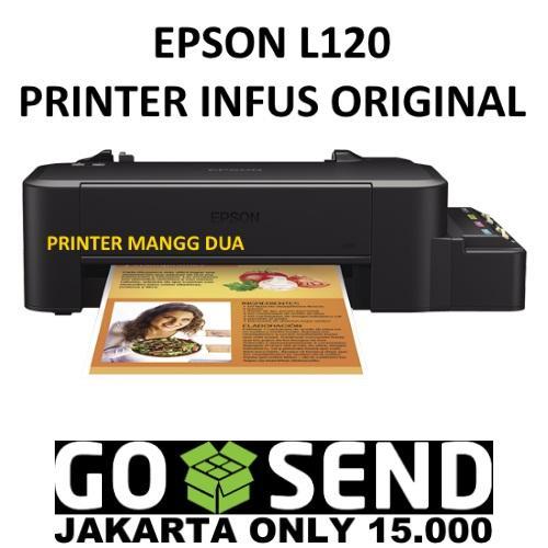 PRINTER EPSON L120 - PRINTER INFUS ORIGINAL