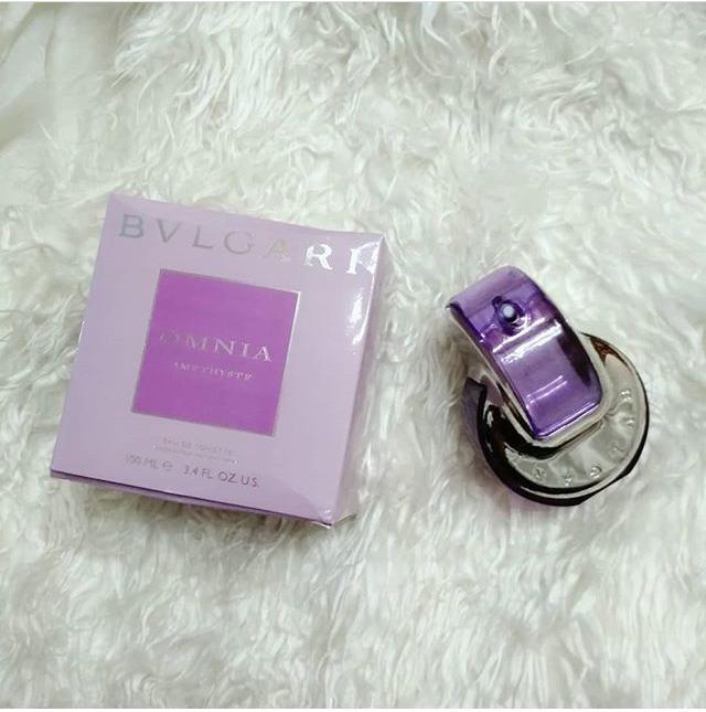 Bvlgari Omnia Amethyste EDT Parfum Wanita [65 mL]-Dilla shop