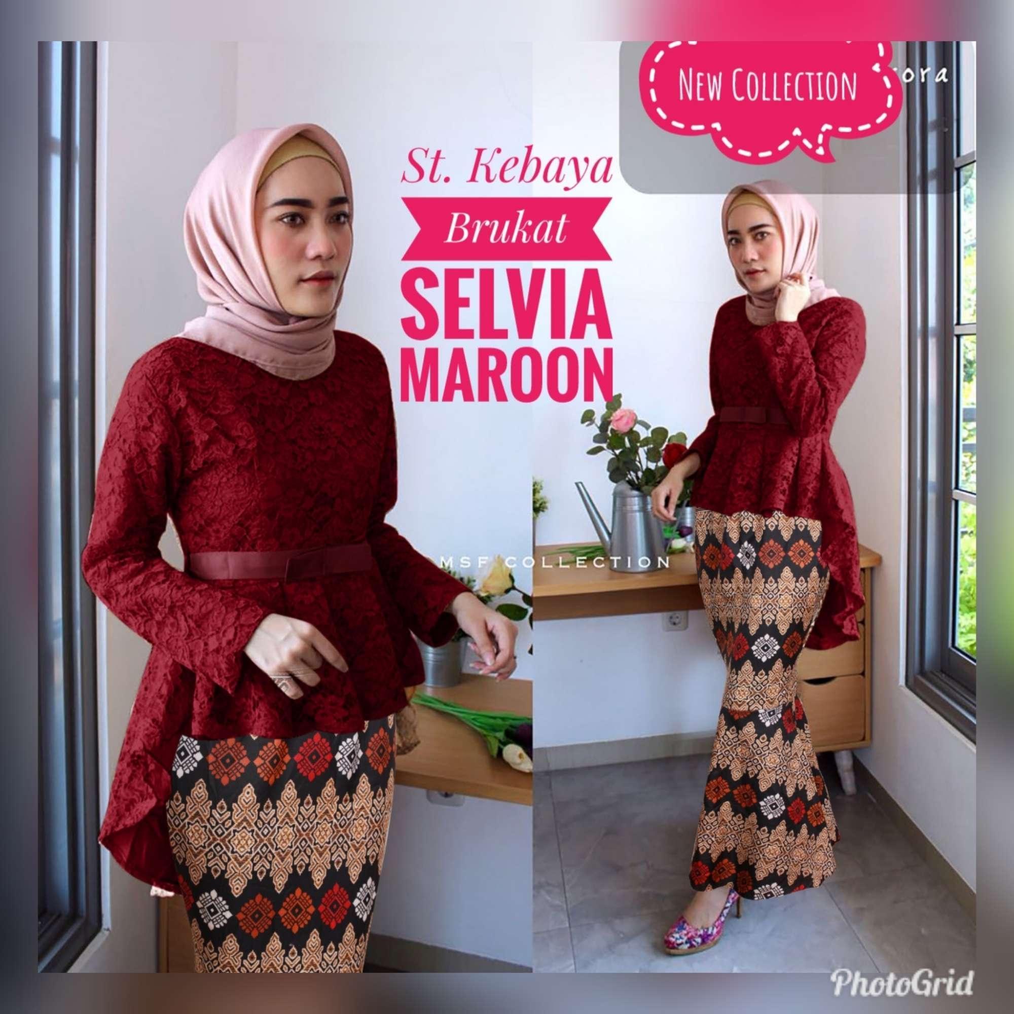 Kembar Kebaya Long Maxi Payet Pink Fanta Free Inner Spec Dan Baju Kekinian Dress Sauqina M Sw Wanita Rayon Stelan Moderen Serong Hijau Botol Page 5