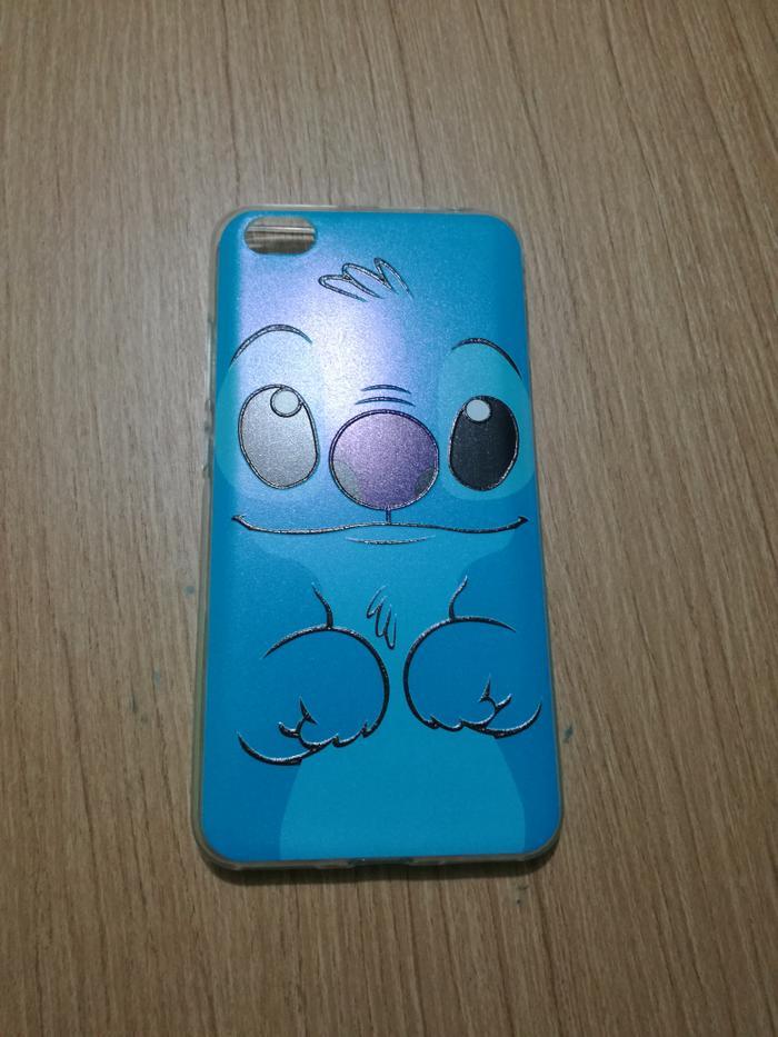 Case Xiaomi Redmi Note 5A Biasa Softcase Stitch