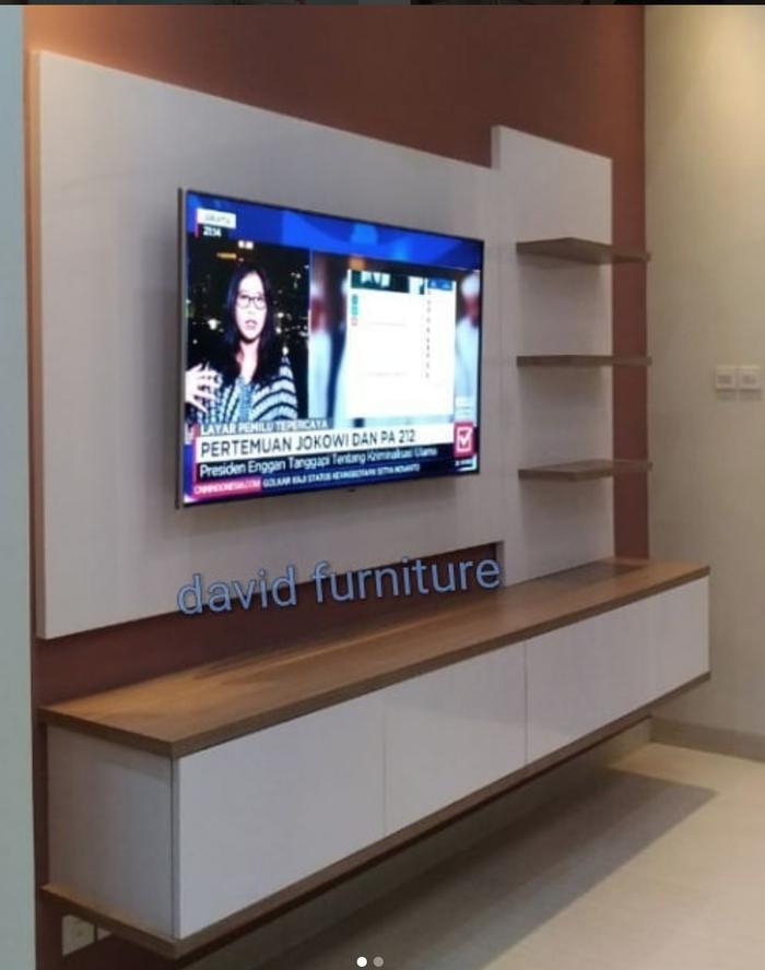 Promo    Backdrop dan laci TV Cibinong    Original