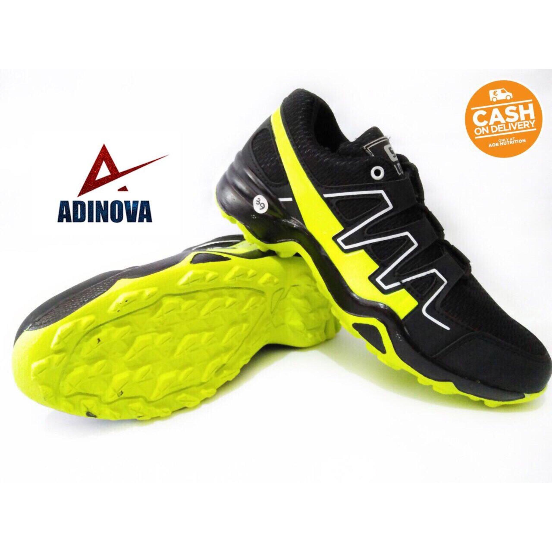 Adinova Shoes Sepatu Sport Solomo  Sepatu Olahraga   sepatu Gaya   Sepatu  Santai  Sepatu d7c689fb6b
