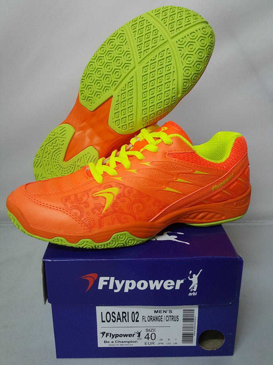 Original Flypower Losari 2 Sepatu badminton