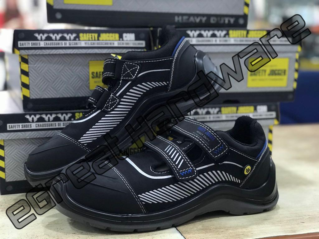 Safety Shoes FORZA S1 Sepatu Safety Jogger NEW 2018