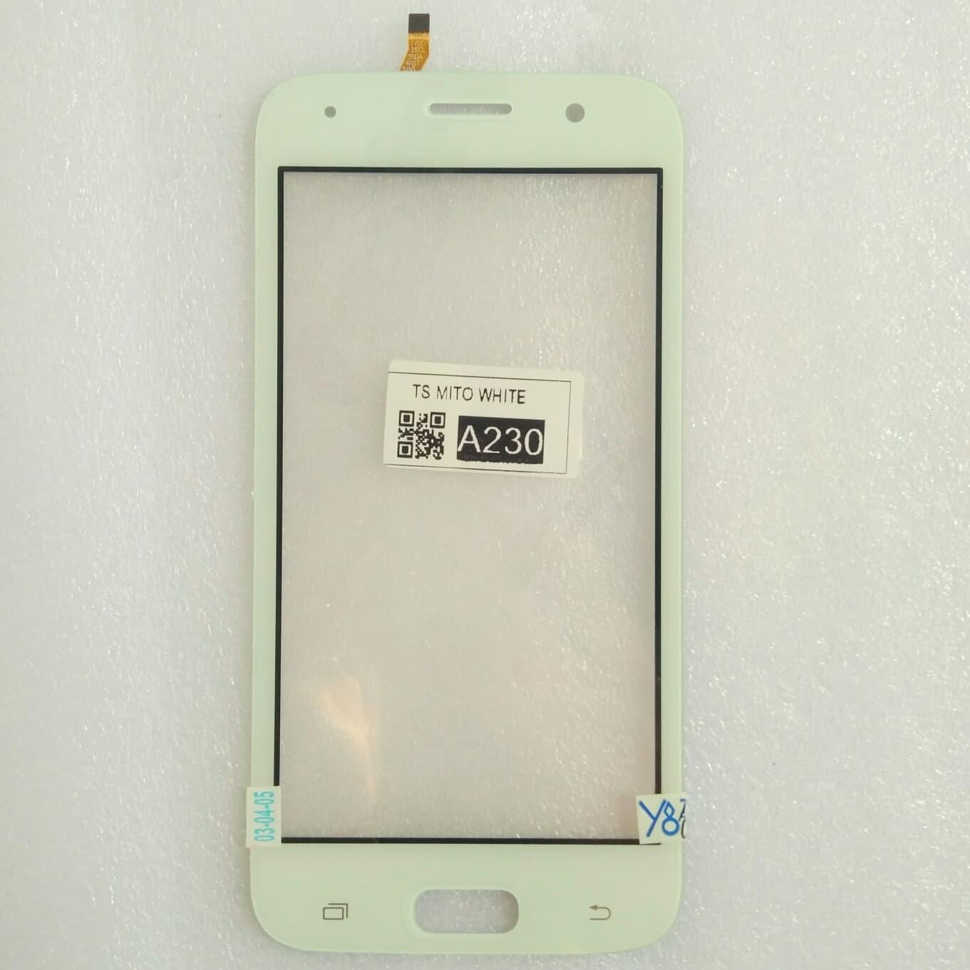 Touchscreen Ts Mito A120 Black Harga Terkini Dan Terlengkap Fantasy A99 Android Jellybean A230 Genzatronik