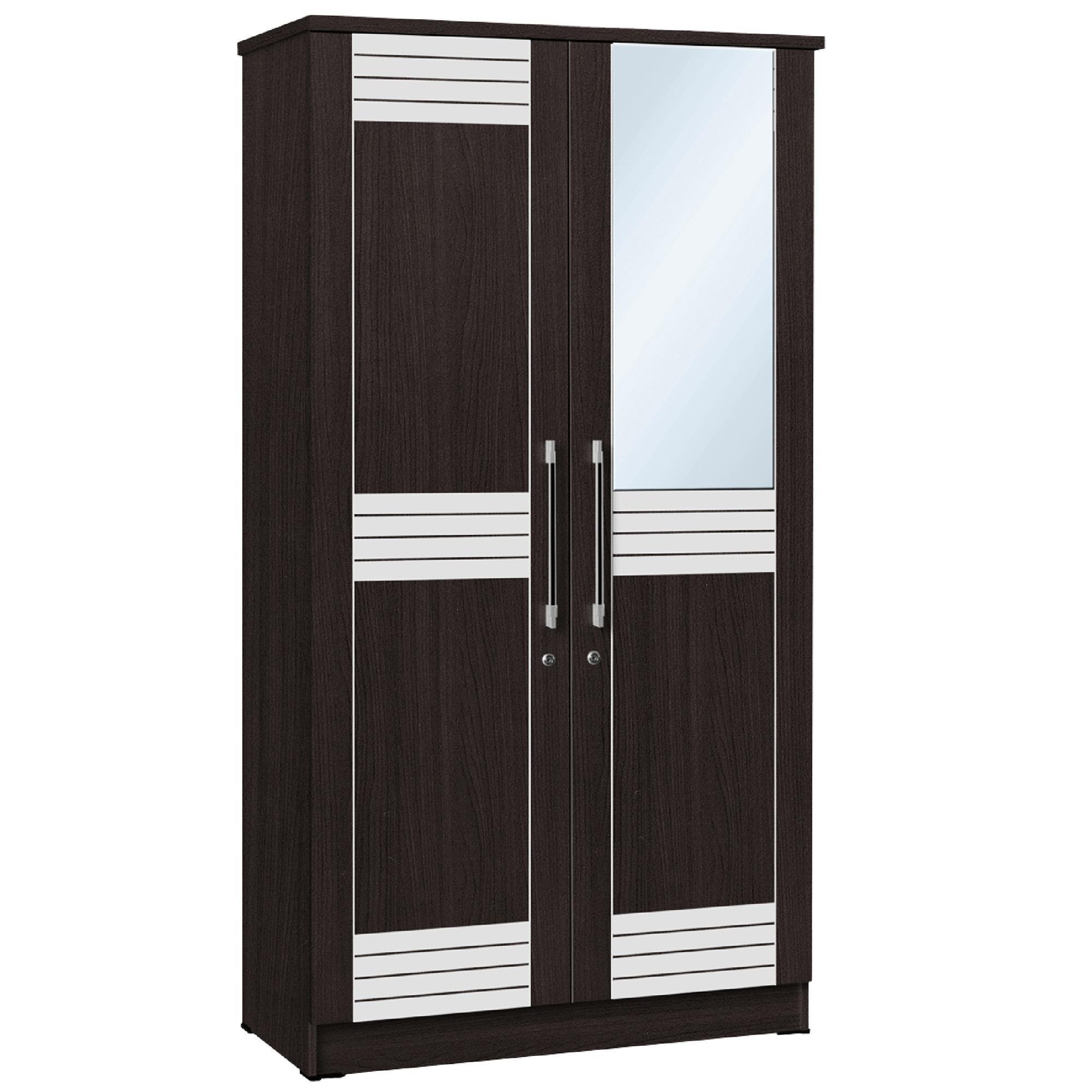 Lemari Pakaian 2 Pintu LPD-081