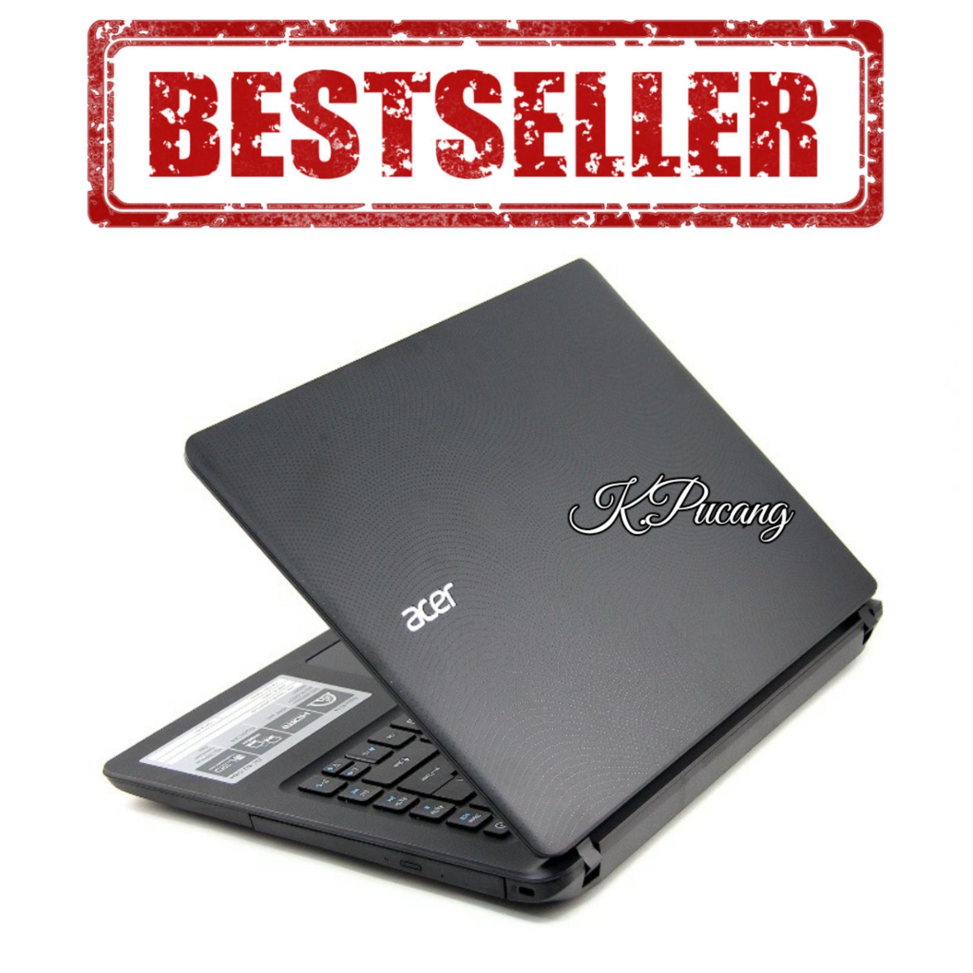 Laptop Acer ES1-432-C45N I RAM 4GB DDR3 I Celeron N3350 I 500GB HDD I DVDRW I 14