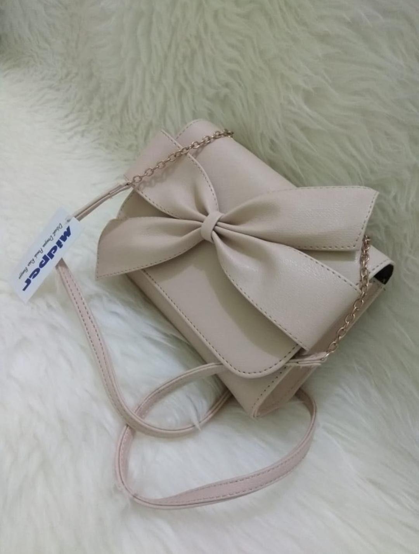 Harga Jual Vona Bags Ferris Tas Clutch Tassel Rumbai Bahu Selempang Sling Bag Jazz Me Wanita Salempang Mini Pita Murah Terbaru
