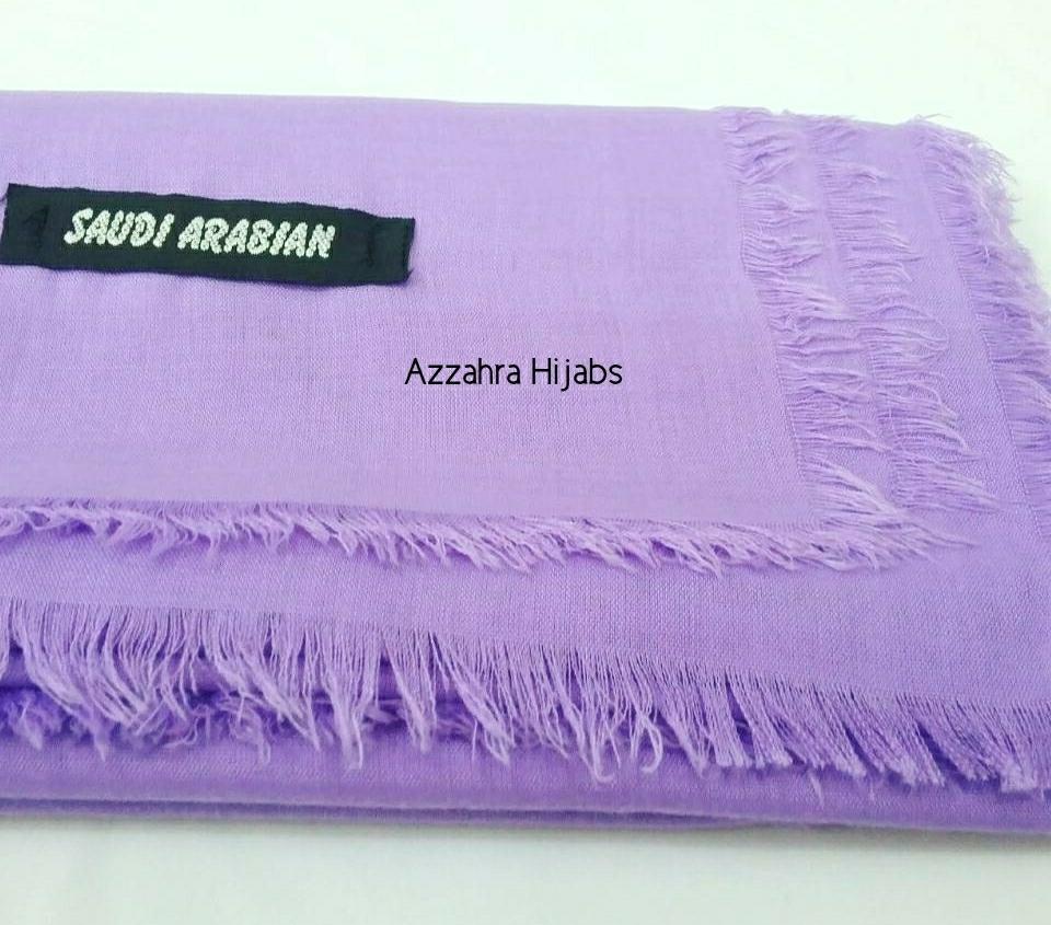 Jilbab Segiempat Rawis Saudi Arabian