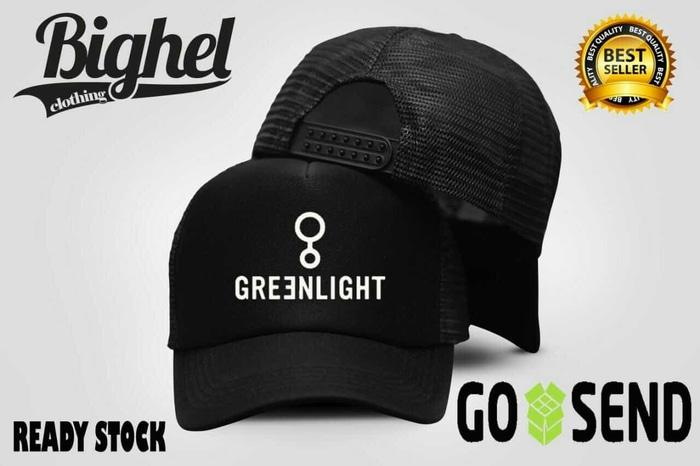TOPI TRUCKER GREENLIGHT - LS - Cbje9V