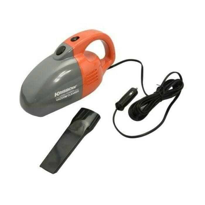 Vacuum Cleaner Krisbow / Penghisap Debu Mobil