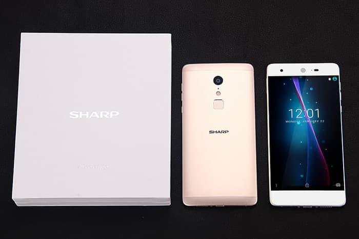 Sharp Z2 Smartphone [32 GB/4 GB]