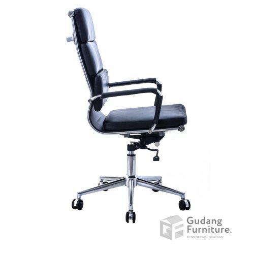Ergotec Office Chair LX 932 TR Black Hitam Khusus Jabodetabek 3 . Source · Fantoni Gino