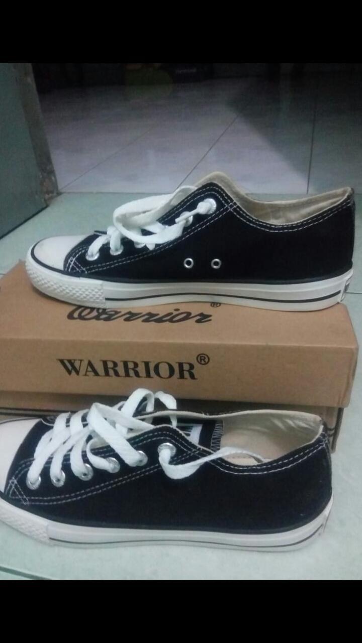 Harga Jual Termurah Sepatu Warior Classic Hc Black 95000 Sekolah Warrior Sparta Hcidr135000 Rp 135000