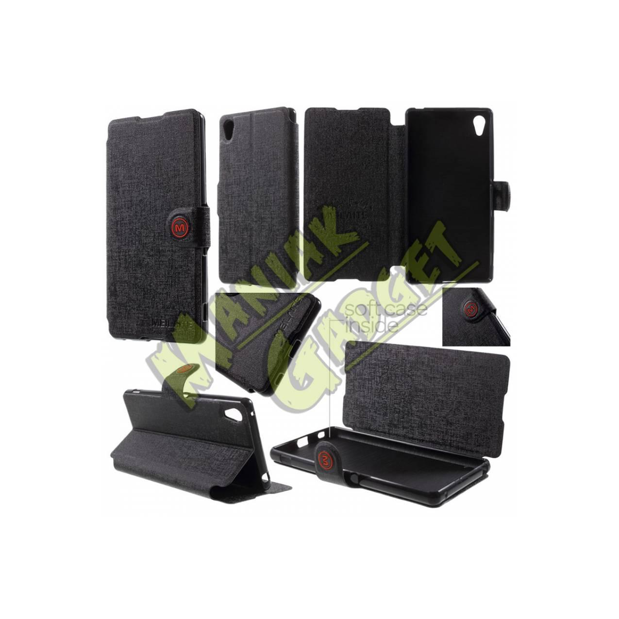 Jual Leather Case MLT Oracle Sony Xperia Z3+ Murah