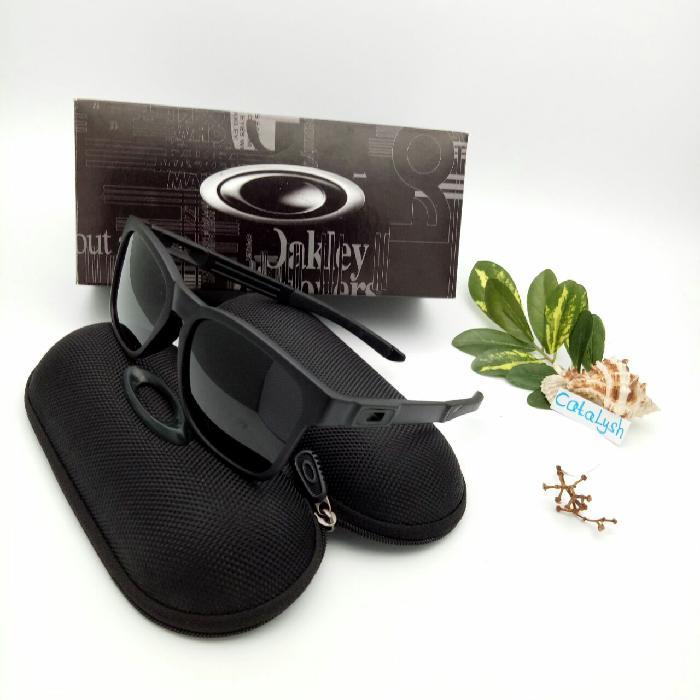 Kacamata Hitam Oakley Square Fullset - sTR6Hl