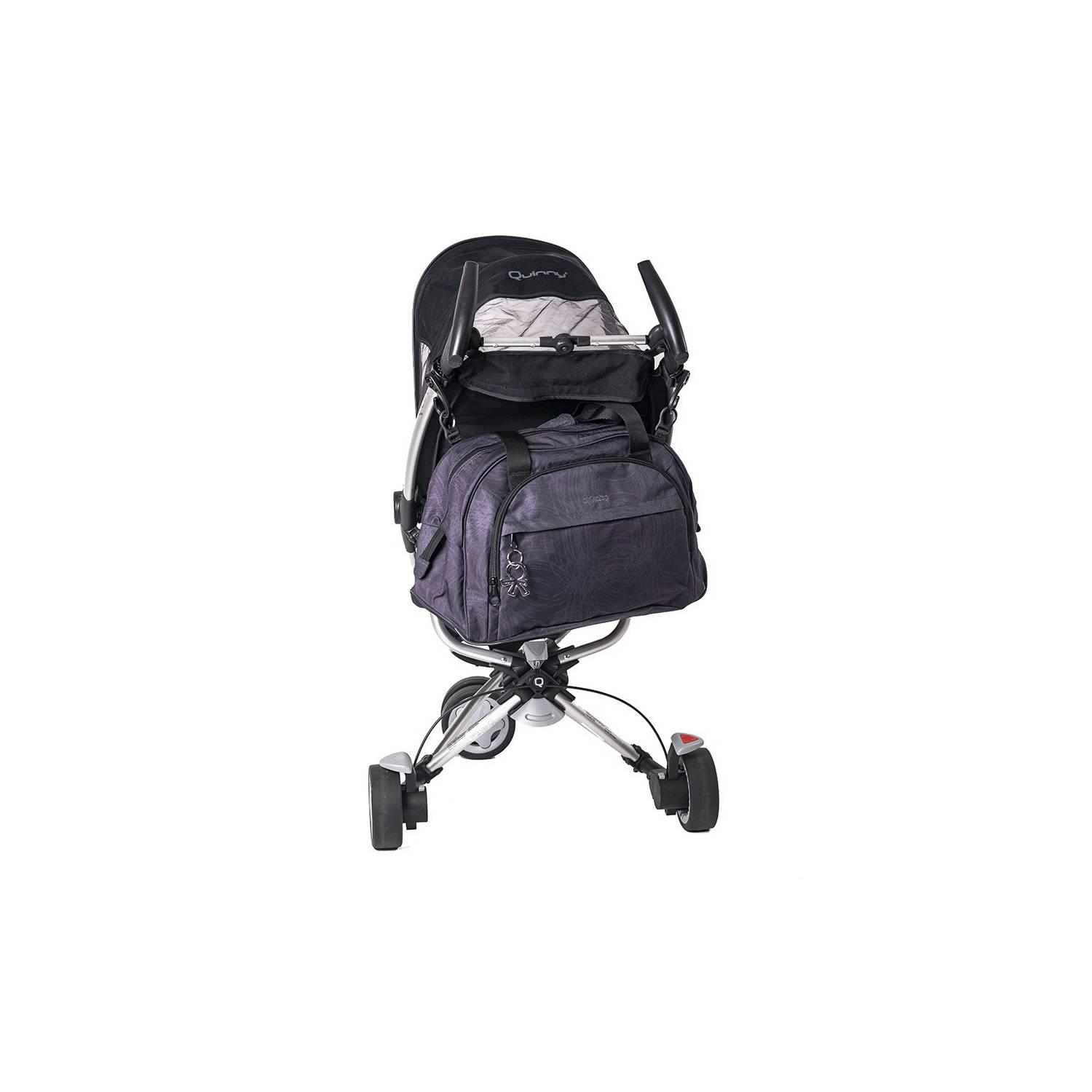 Buy Sell Cheapest Okiedog Shuttle Urban Best Quality Product Deals Agate Black Scribbles Tas Bayi