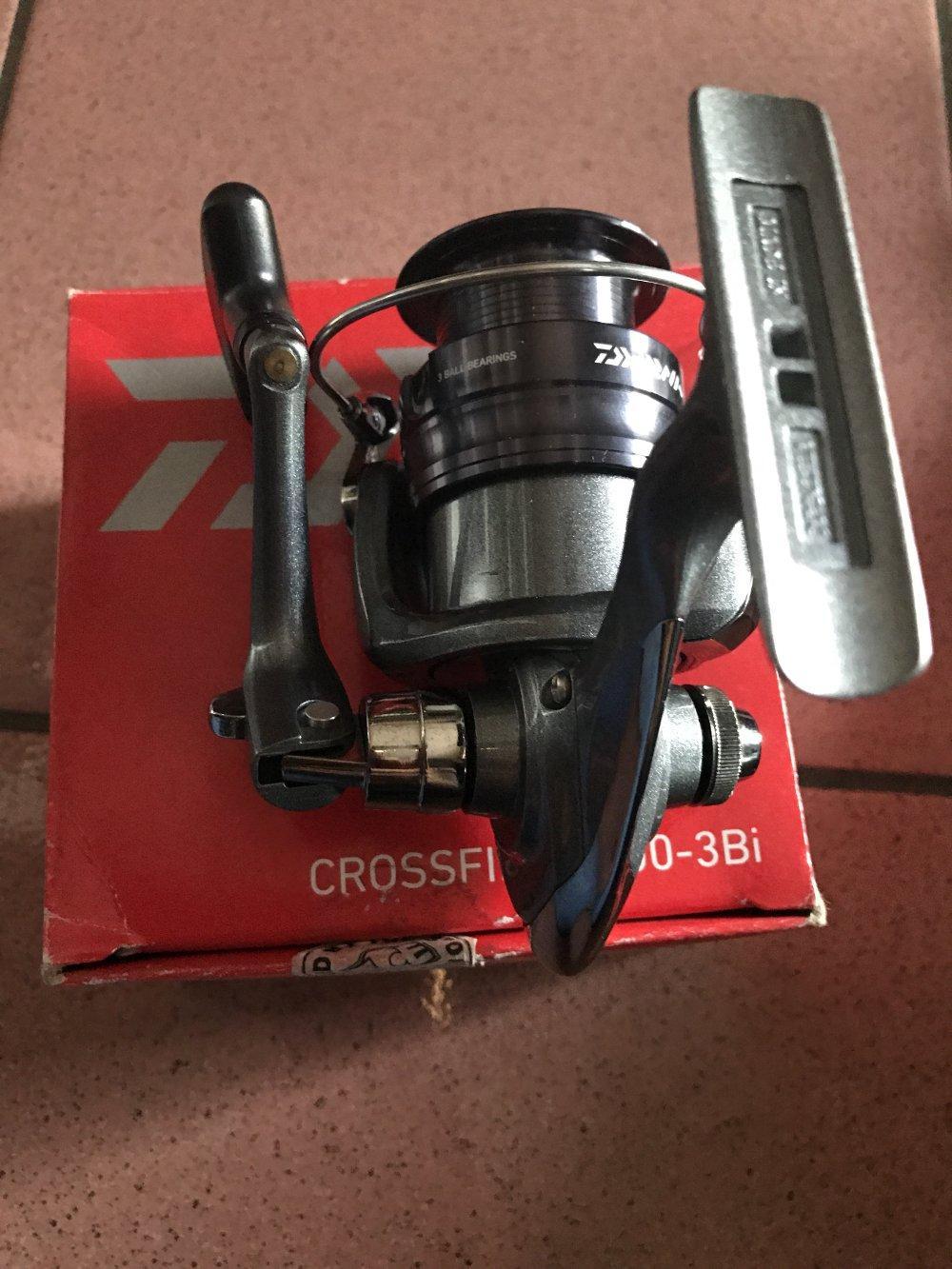 Reel Daiwa Crossfire 25003Bi Terlariss