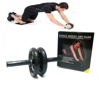 Pelacakan Harga Gym Power Wheel ABS Slim Double Wheel. Roda Alat Fitnes periksa peringkat - Hanya Rp78.142