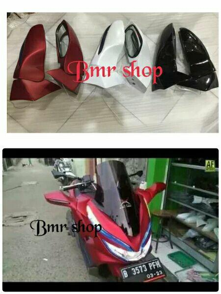 Spion lipat pcx new 2018