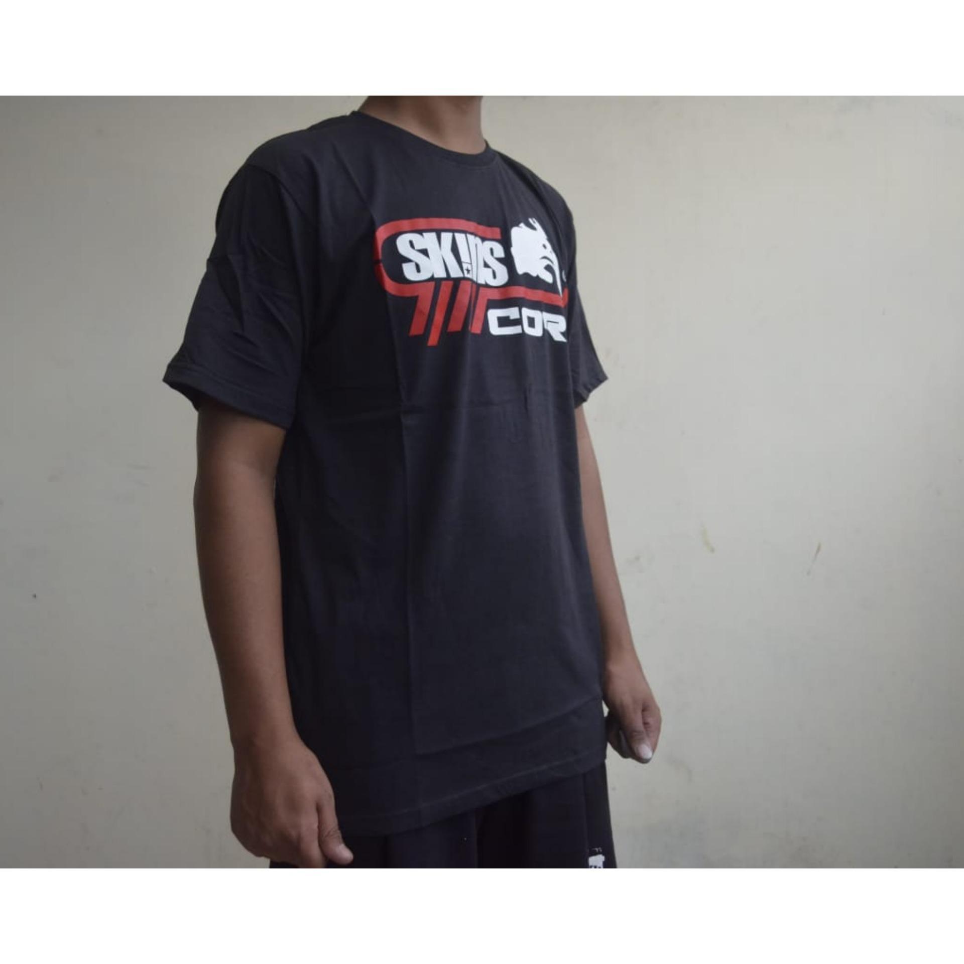 Tshirt Distro Pria - Tshirt Original HELENIC MOAX- B A E WEAH