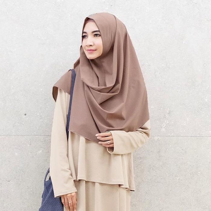 Pasmina Hijab Instan Sala - [Warna Milo]