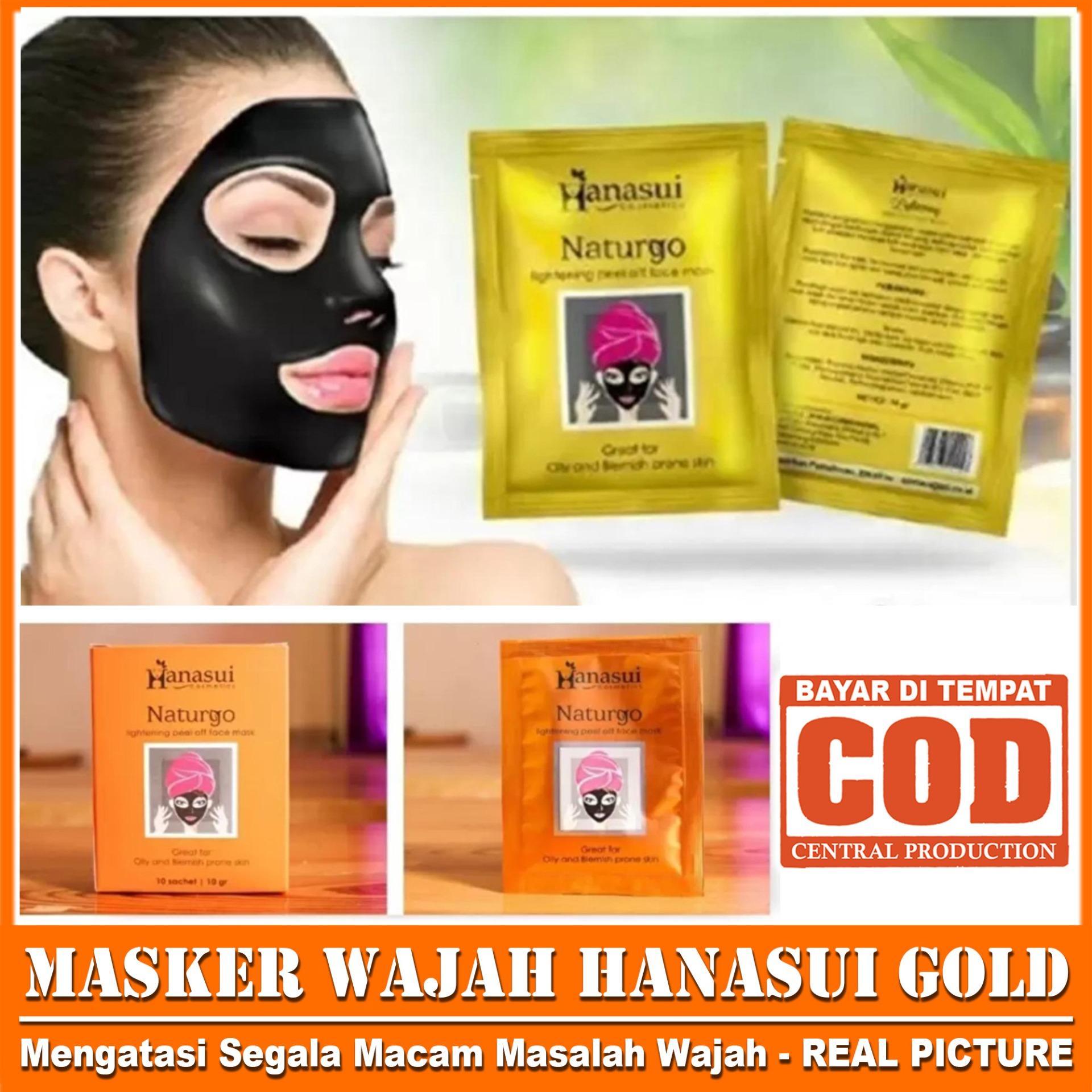 Shiseido Mask Gold Masker Wajah Pengangkat Komedo Isi 20 Sachet Naturgo Emas Shisedo Info Murah Mud 10 Orange Baruada Co Source Hanasui 1